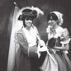 Anime cosplay on film: Taiyoucon 2011 (kevin dooley) Tags: blackandwhite bw favorite anime film analog 35mm wow photography iso3200 photo costume interesting fantastic lomo lomography flickr image very cosplay good awesome grain picture free award superior pic mini super monotone best iso more most diana photograph convention creativecommons winner excellent much grainy 3200 incredible better ilford con exciting winning ilford3200 stockphotography phenomenal animeconvention taiyou freeforuse verygrainy cosplayconvention dianamini taiyoucon