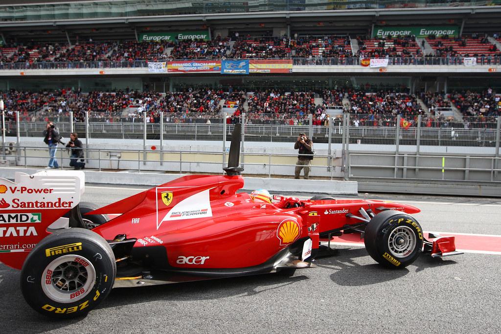 Pirelli F1 Barcelona 2011 006