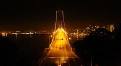 Into the City (Kevin Y Zhang) Tags: bridge island bay san francisco treasure area