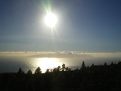 On the way from Santiago del Teide to Adeje ( Tenerife ) (sbvk) Tags: sunset sea panorama beach clouds atardecer mar spain holidays playa tenerife teide canaryislands nwn masca elteide santiagodelteide sbvk