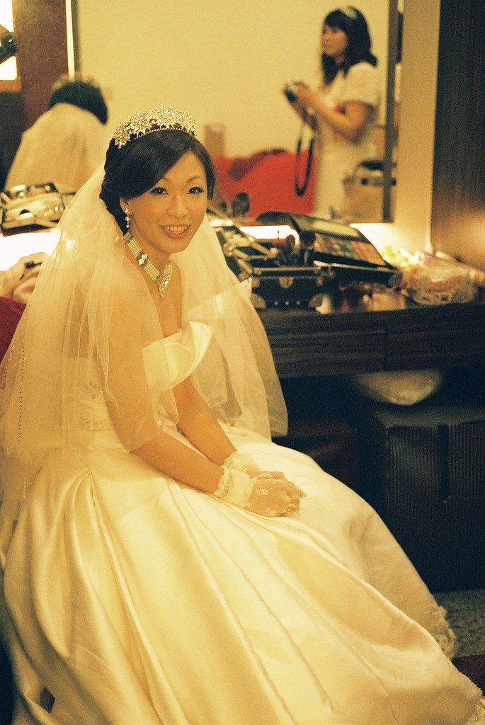 本日最正新娘子