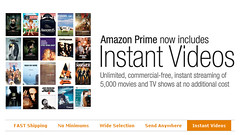 Amazon Prime Movie Streaming A Netflix Killer?