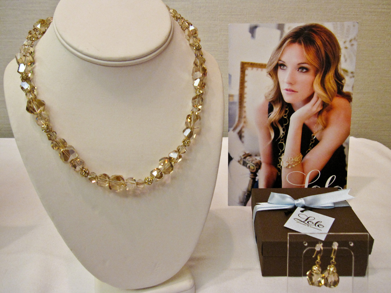 Lolo Jewellery - silent auction
