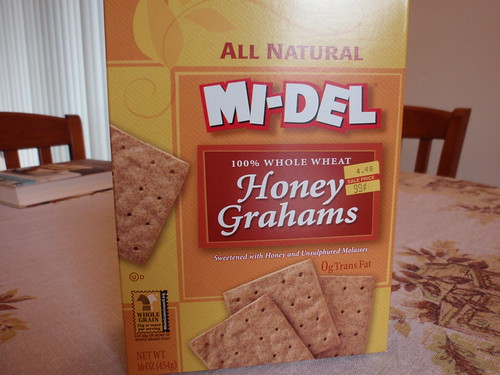 Mi-Del Honey Grahams