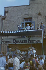Traditional Jazz @ French Quarter Festival (2005) 07 - Tim Laughlin & his Jazz Band