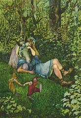 Lambs Skakespeare-Erzhlungen Bild 12 (micky the pixel) Tags: illustration vintage buch book livre williamshakespeare amidsummernightsdream charleslamb einsommernachtstraum lambsshakespeareerzhlungen