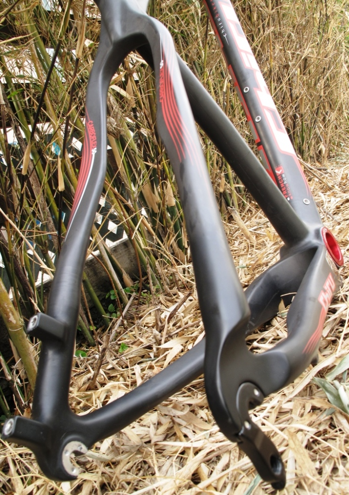 PULSE 29er UD rear Triangle pict