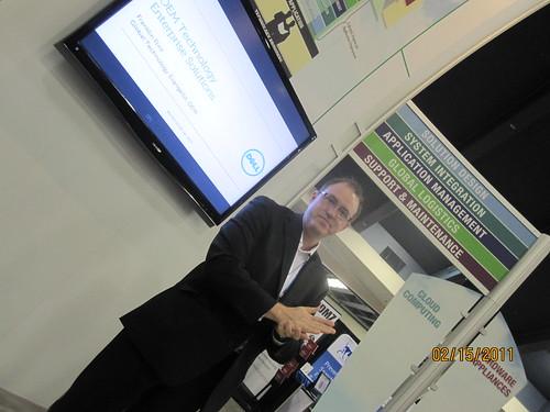 Franklin sharing OEM Technology Enterprise Solutions at RSAC Conference