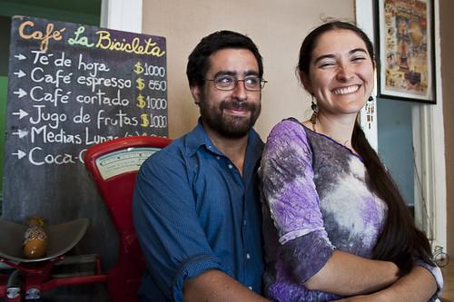Romina y Beto