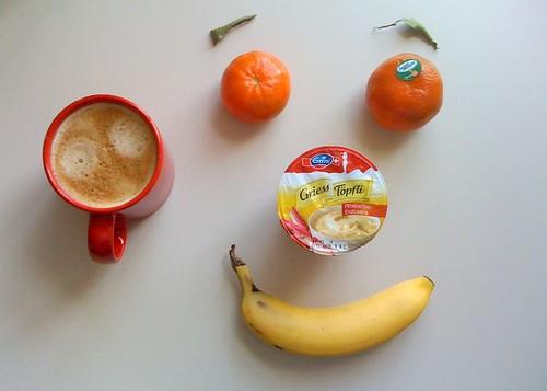 Emmi Griess Töpfli, Clementinen & Banane