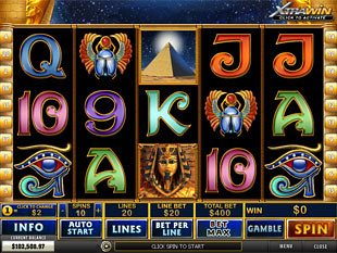 Pharaoh's Secrets slot game online review