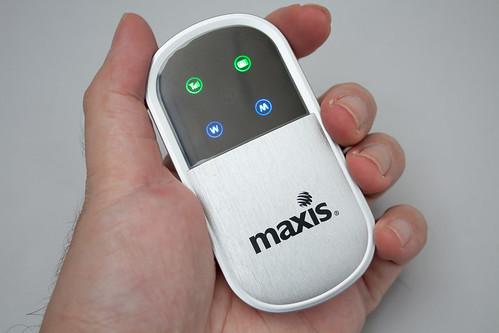 Maxis WiFi Modem (Huaiwei E5832)