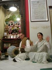 Tempio Hare Krishna