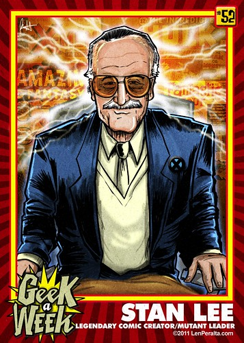 Geek A Week Challenge: #52: Stan Lee