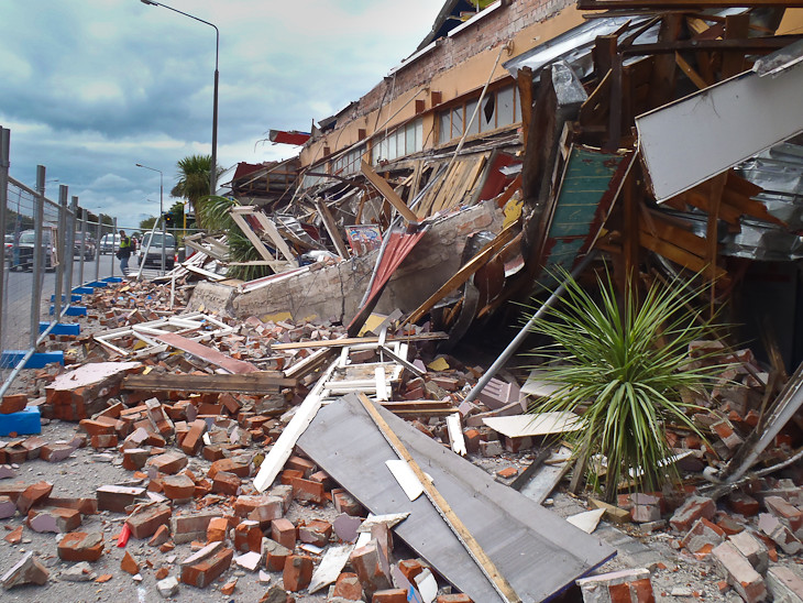 earthquakes today nz