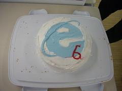 IE6 Cake