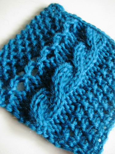 Blues blanket #1