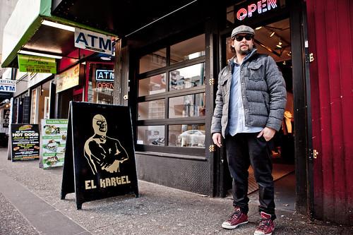 Independent clothing boutique El Kartel on Granville Street