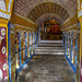 Murals - The Temple of the Sacred Tooth Relic [Kandy]