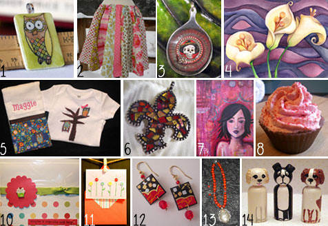 Funky Finds Spring Fling - Vendor Preview #6
