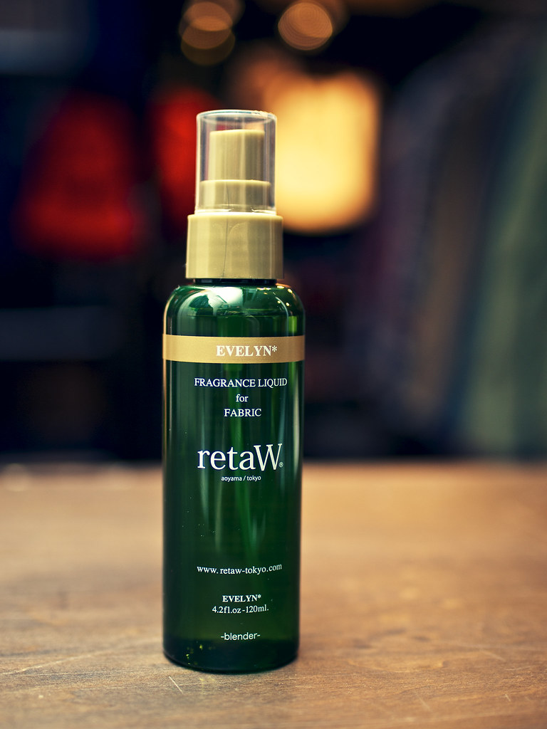 retaW / Fragrance Fabric Liquid [EVELYN*]