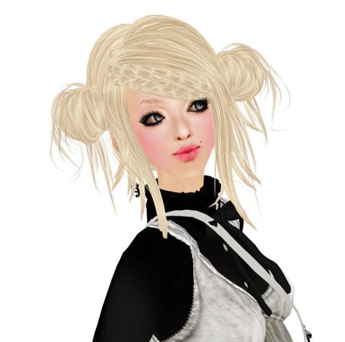 .+*HS*+. Group LB Hair ::CENT:: Blond (BOX)