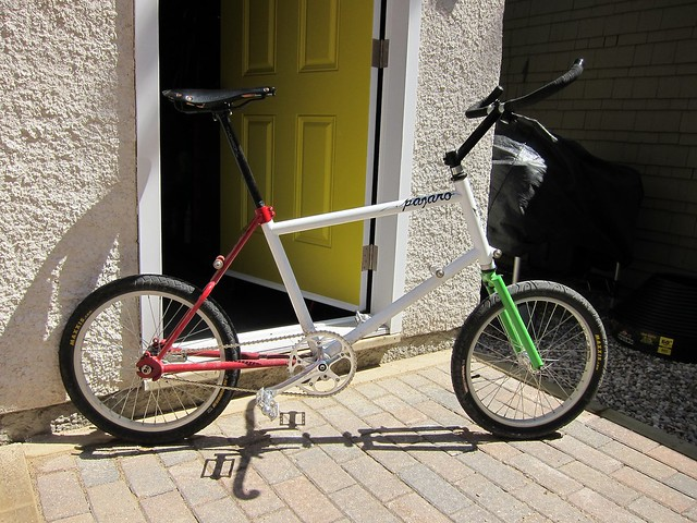 Hunter Cycle Truck minus racks