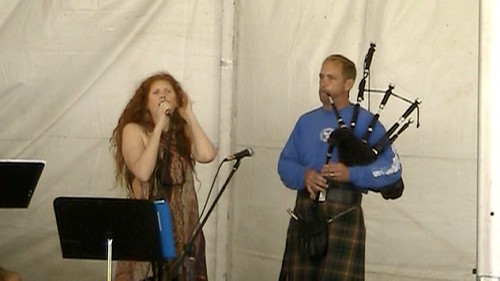 Entertainment at Scottish Fest 2010