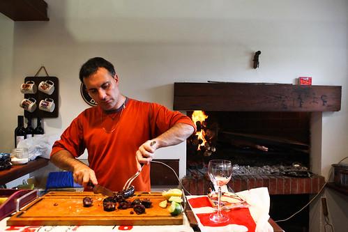 maestro cocinero