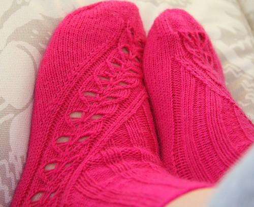 Kai-mei socks
