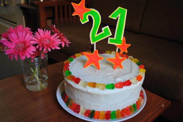 Kelsey's Cake