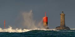Four toujours... (Brestitude) Tags: sea mer lighthouse four brittany wave bretagne breizh vague beacon phare alise finistre argenton porspoder buoyant chenaldufour d700 nordfinistre paysdesabers brestitude brividic