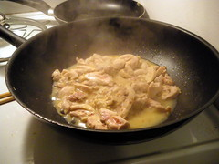 Chicken for the casserole