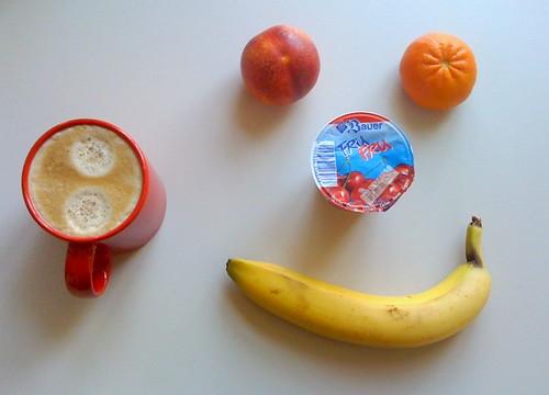 Bauer Fru Fru, Nektarine, Clementine & Banane