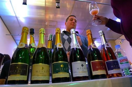 Peršurić sparkling wines