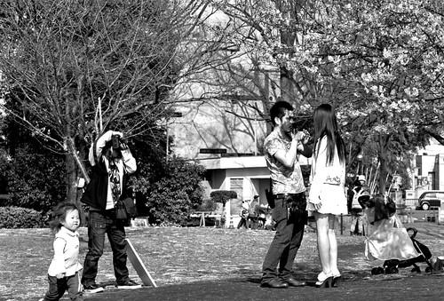 西郷山公園 撮影というオシゴト