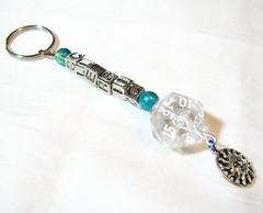 Cleric keychain