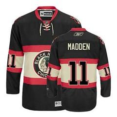 Chicago Blackhawks #11 John Madden Black New Third Jersey () Tags: chicagoblackhawks  cheapnhljerseys nhljerseysfromchina nhljerseysforsale cheapjerseyswholesale cheapchicagoblackhawksjerseys jerseyscheapnhljerseysnhljerseysfromchinanhljerseysforsalecheapjerseyswholesalechicagoblackhawkscheapchicagoblackhawksjerseysjerseys