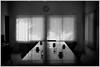 Another meeting ends [..Dhaka, Bangladesh..] (Catch the dream) Tags: city light shadow bw reflection window glass monochrome daylight afternoon chairs meeting du cups blinds conference windowblinds drapes bangladesh bnw academic glasstable openwindows conferencehall departmentofmicrobiology corporatemeeting universityofdhaka catchthedream academicmeeting mohammadmoniruzzaman moniruzzaman gettyimagesbangladeshq2