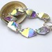 Swarovski Crystal ab bracelet