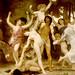 La Jeunesse de Bacchus 1884 W. Bouguereau