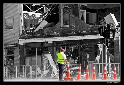 Christchurch Earthquake 2011 - Protect and Defend