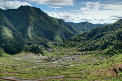 Batad, Philippines - Rice Terraces by GlobeTrotter 2000