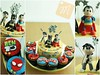 Superhero Cake Set