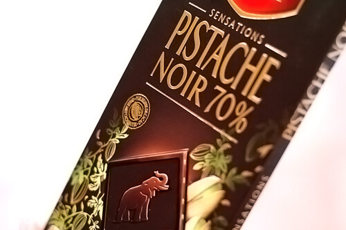 Pistache Noir Chocolate