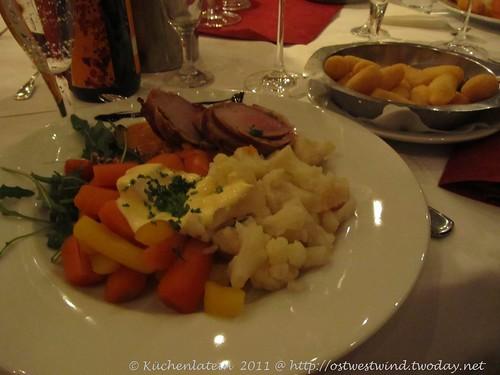 Hauptspeise zur Friesenrache