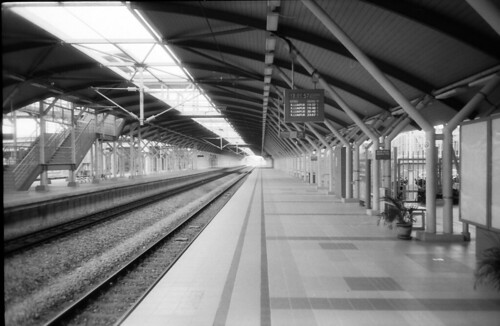 Silent Station by Oh Bulan
