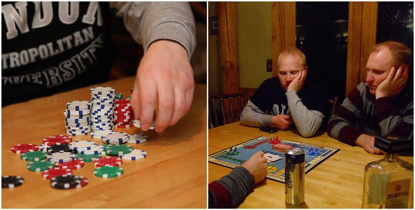 Poker & Sorry