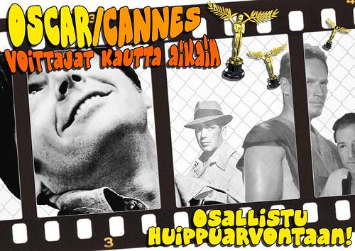 Oscar/Cannes näyttely