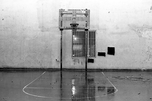 Wet Basketball Court, Nolita